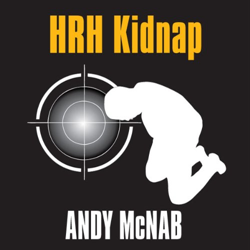 HRH Kidnap audiobook cover art