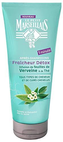 Le Petit Marseillais, Suavizante refrescante Detox Infusión Hierba Luisa 200 ml