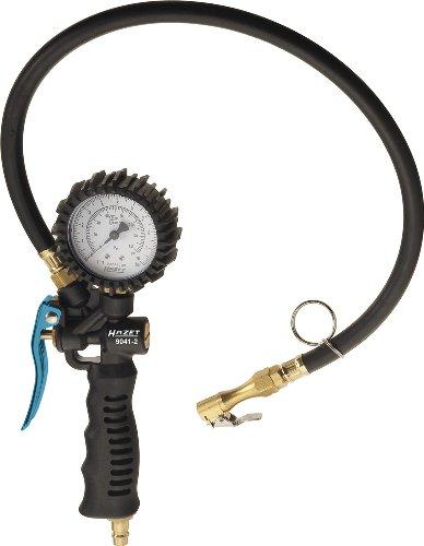 Hazet Reifenfuellmeßgerät,Geeicht 9041-2CERT