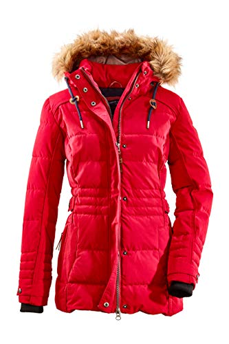 G.I.G.A. DX Damen Oiva Casual Funktionsjacke, Rot, 44