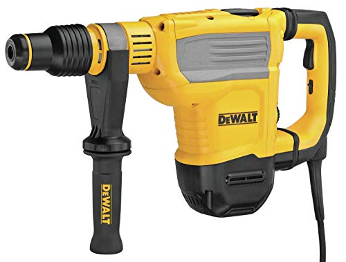 DEWALT D25614KR 1-3/4-Inch Corded SDS MAX Combination Rotary Hammer Drill Kit (Renewed)