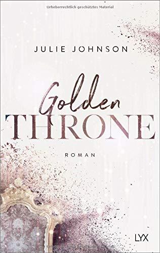 Buchseite und Rezensionen zu 'Golden Throne - Forbidden Royals' von Julie Johnson