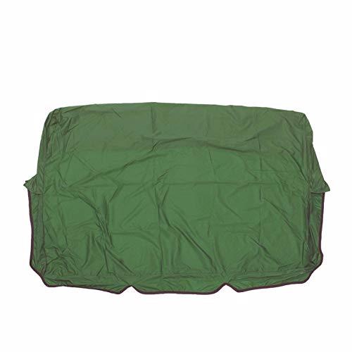 Mimei Cubierta Protectora de la Cubierta del Asiento del Columpio al Aire Libre Cubierta Antipolvo al Aire Libre 150 150 10 cm Adaptable
