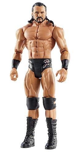 WWE GLB16 - Action Figur (15 cm) Drew McIntyre, Spielzeug Actionfigur ab 6 Jahren
