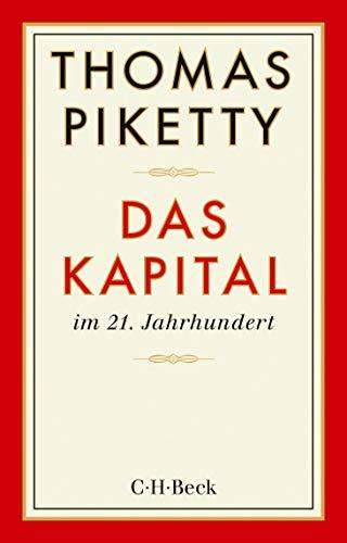 Das Kapital im 21. Jahrhundert (Beck Paperback)