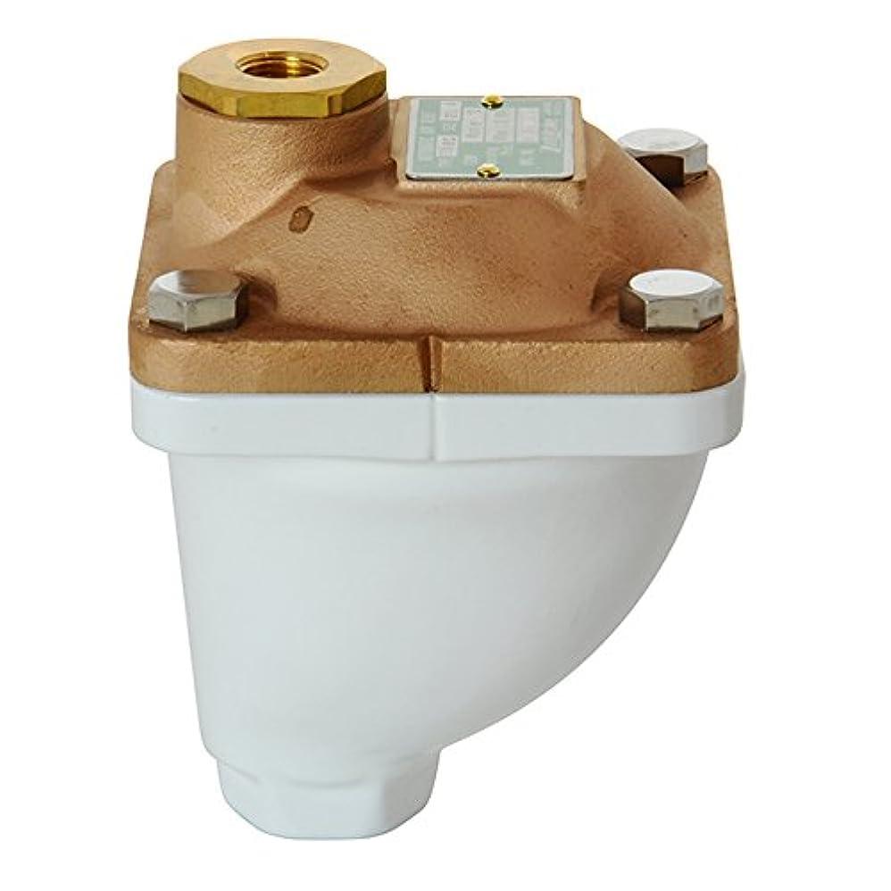 必要条件評判アラブヨシタケ 空気抜弁 急速排気機構付ナイロンコーティング フロート形 FCD製 適用圧力0.01~1.0MPa ねじ込み接続 接続口径20A 本体FCD450 最高温度60℃ 型式TA-2C 20A