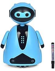 Il più nuovo giocattolo robot induttivo per bambini | Segui qualsiasi linea disegnata Penna magica Robot induttivo | Pennarello induttivo Giocattolo | Regalo di compleanno educativo