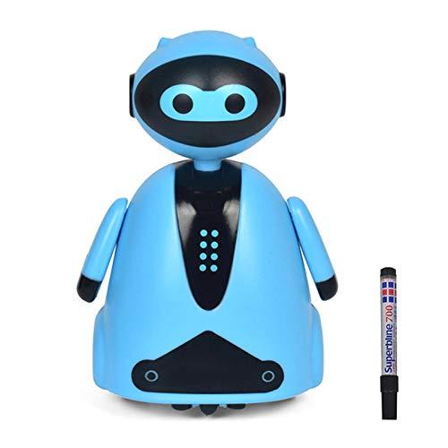 Ardorman Der Der Markierungslinie Folgt, Mini-induktionsroboter, Linie, Die Dem Roboterspielzeug Folgt, Mit Led-licht, Lernstift-induktionsspielzeug, Lernspielzeug Für Kindergeburtstag