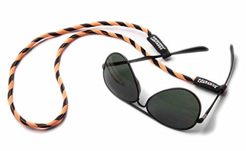 Original Lanyards Original Lanyards® GOOGLEZ stylisches Brillenband mit dehnbaren Gummischlaufen in 6 Farben erhältlich - (Made In Portugal)