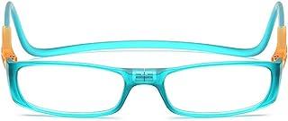 2cc0402bfe PANGHU Gafas de Lectura Dioptrías Hombre Mujer Regulables Imantadas  Magnéticas Plegables Lentes Cierre Imán para colgar