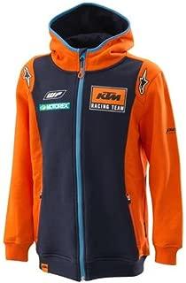 KTM KIDS REPLICA TEAM ZIP HOODIE LARGE 3PW1895008