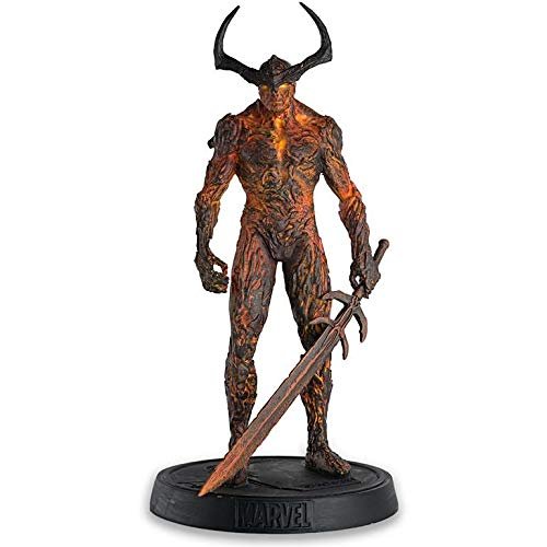 Figura DE Resina Marvel Movie Collection Especial SURTUR 20 cms (Thor Ragnarok)