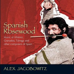 SPANISH ROSEWOOD - Alex Jacobowitz plays music from Spain (Xylophone)