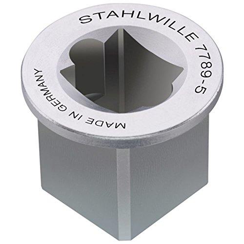 Stahlwille 7789–5Steckschlüssel, quadratisch
