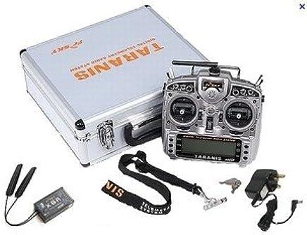 Amazon com: FrSky Taranis X9D Plus 16-Channel 2 4Ghz ACCST