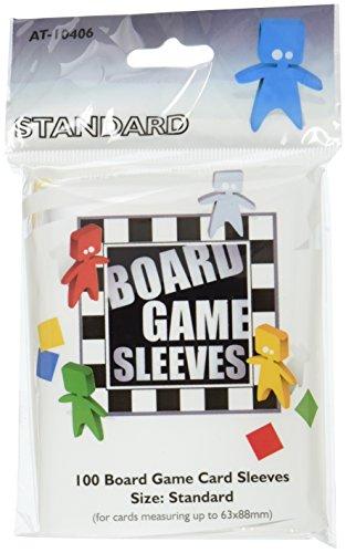 Arcane Tinmen AT-10406 - 100 bustine board game - original standard (63x88)
