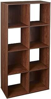 ClosetMaid 4106 Cubeicals Organizer, 8-Cube, Dark Cherry