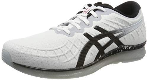 Asics Gel-Quantum Infinity, Zapatillas de Running Hombre, Blanco (White/Piedmont Grey 101), 44.5 EU