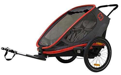 Hamax Outback Multi-Sport Child Bike Trailer + Stroller...