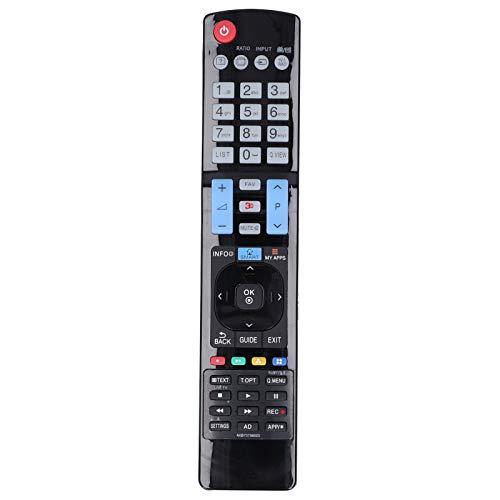 Sojare Dispositivo de Control Remoto de TV, Control Remoto de televisión con diseño de botón Grande, Control Remoto Compatible con 26LV2500 32LK330 32LK450 32LV2500 32LV350