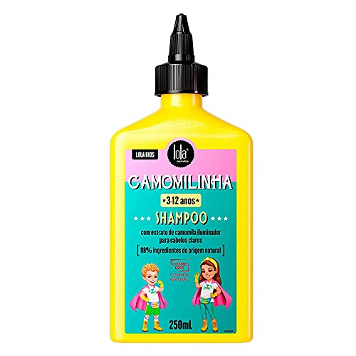 Shampoo Camomilinha 250 ml, Lola Cosmetics