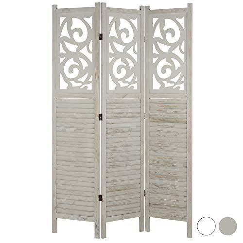 Hartleys 3 Panel Decorative Wood...