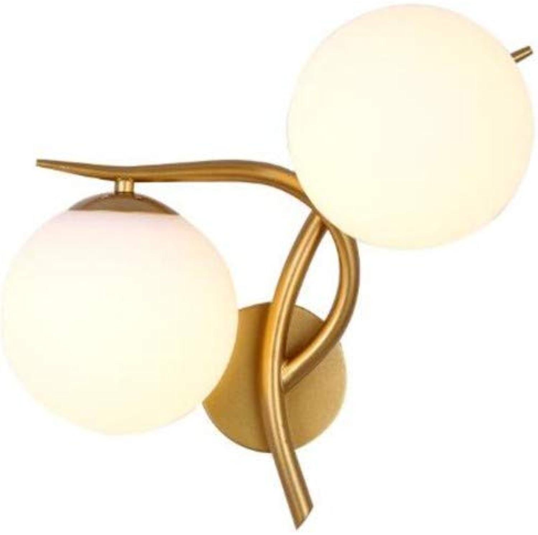WandleuchteLichter Nachttischlampe Wandlampe Led Flur Wandleuchte Kreative Einfache Hotel Bett Die Rechte Seite Von Gold