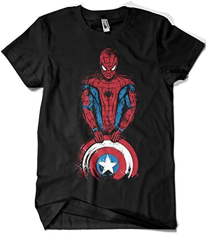 1062-Camiseta The Spider is Coming