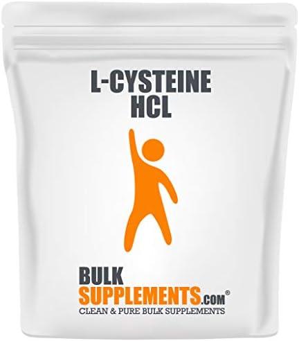 BulkSupplements com L Cysteine HCl 500 Grams product image
