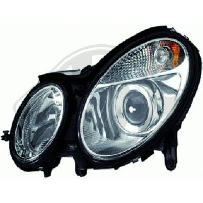1615080 ; Feu phare droit (cote passager) pour M. Classe E 220-500 de type W211 de 2002 a 2006 Look Origine