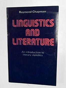 Linguistics and Literature 0713156864 Book Cover
