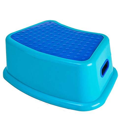 Step Marchepied de salle de bain pour enfant avec support sur d'apprentissage de la propreté Chambre à coucher, cuisine, salon pour enfants