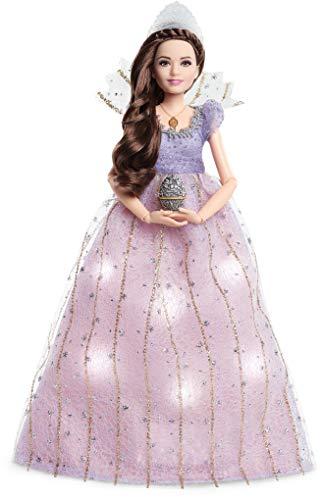 Barbie FRN75 - Signature Disney Der Nussknacker und die vier Reiche Claras Lichterglanz-Kleid Puppe