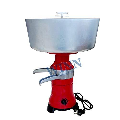 Elektro Milch und Rahm Separator frische Milch Skimming-Maschine Zentrifuge Entrahmungszentrifuge 80L / h Creampurifier,Plugtypecn