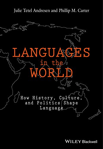 Languages In The World: How History, Culture, and Politics Shape Language (English Edition)