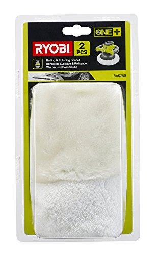 Wachsen / Polieren / Wachs- und Polierhaubenset RAK2BB | passend für R18B-0, 1 x Wachshaube, 1 x Polierhaube