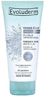 Evoluderm White Clay Radiance Mask 100 ml