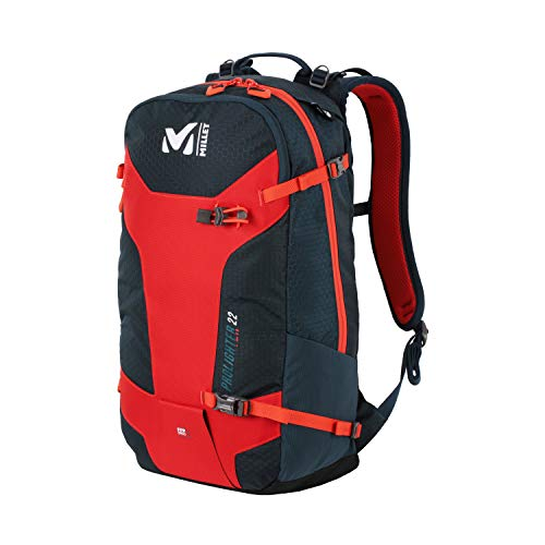 MILLET Prolighter Mochila de Marcha, Unisex-Adult, Orion Blue/Fire, U