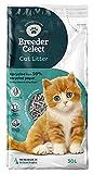 Breeder Celect Litière pour chat 30l