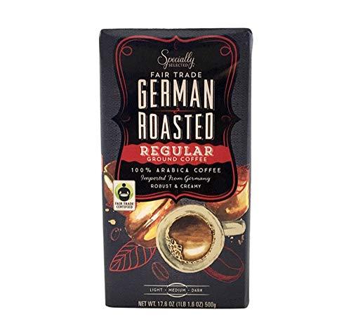 Barissimo Ground Coffee Fair Trade (German Regular Roast, 1 Count)