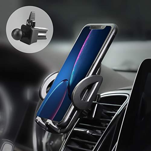 Avolare Handyhalterung Auto KFZ Handyhalter Halterung Lüftungsgitter Universal Kompatibel für Phone Samsung Sony Huawei LG usw