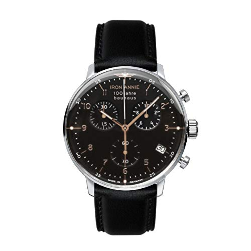 Iron Annie 5096-2 Bauhaus Chronograph Herren Armbanduhr