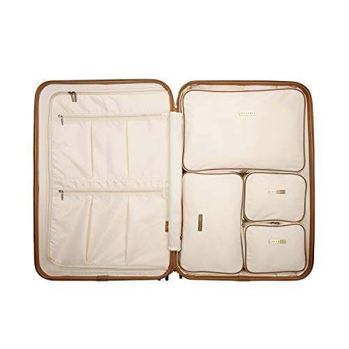 SUITSUIT - Fab Seventies - Antique White Packing Cube Set 76 cm (28')