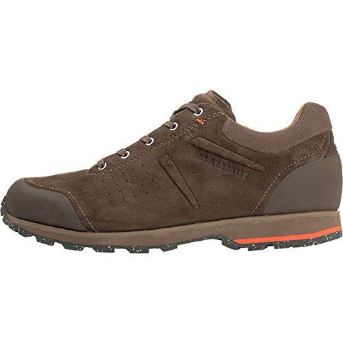 Mammut Herren Zapatilla ALVRA II Low GTX Sneaker, Dark Kangaroo/Dark Sunrise, 44 2/3 EU