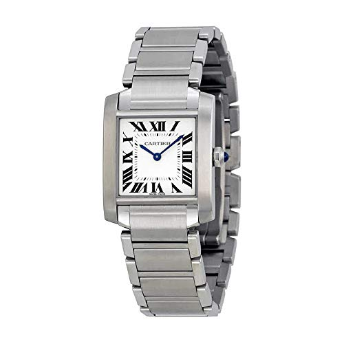 Cartier Tank Francaise Medium Model orologio WSTA0005