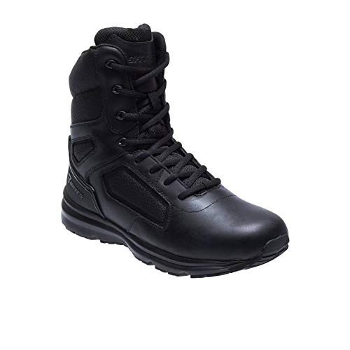 Bates Raide WP Side Zip Military Boots 43 EU Black