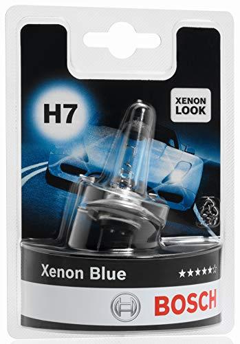 Bosch Lampadina Faro Xenon Blue, H7 12V 55W PX26d, (Lampadina x1)