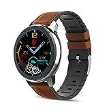 Famyfamy LEMFO ELF2 Men Women Smart Watch Remote Kamera PPG + ECG Bluetooth