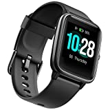 Health and Fitness Smartwatch with Heart Rate Monitor, Smart Watch for Home Fitness Tracking, Yoga, Exercise Bike, Treadmill Running