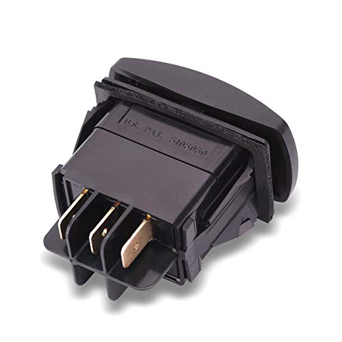 Drive-up Forward/Reverse Switch, Replaces Club Car: 101856001, 101856002, Fits Club Car: DS and Precedent PowerDrive Plus, Electric, 1996 and Newer, 48V